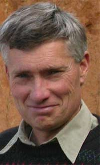 Soil scientist Mark Conyers.